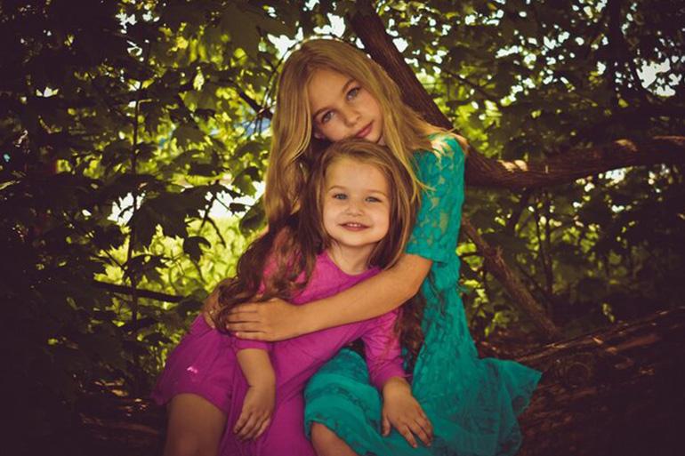 деца сестри
