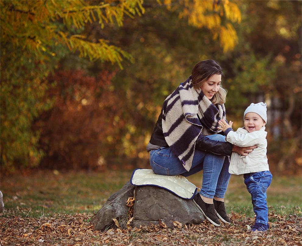 Ръкавица за количка от Бебетех