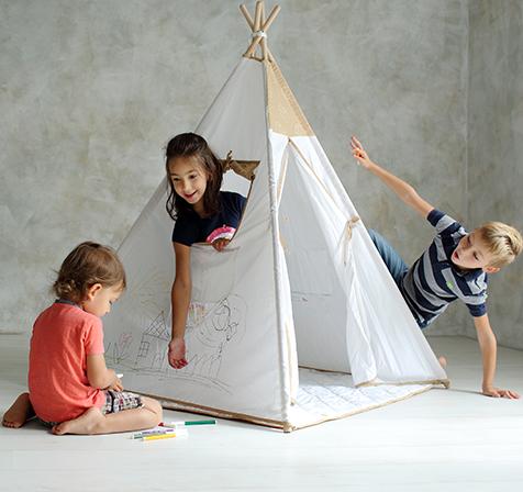 детска палатка 2