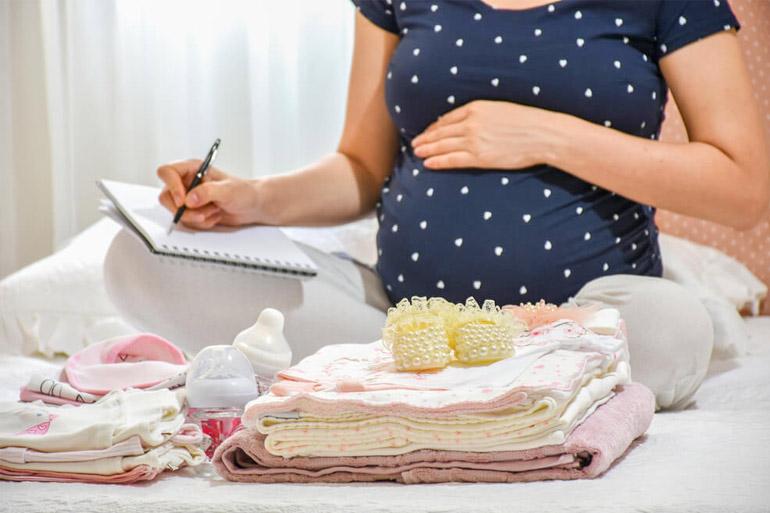 списък за родилното