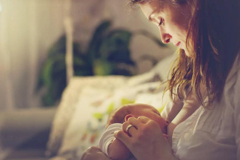 съвети при кърмене на бебе