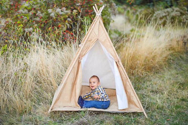 детска палатка